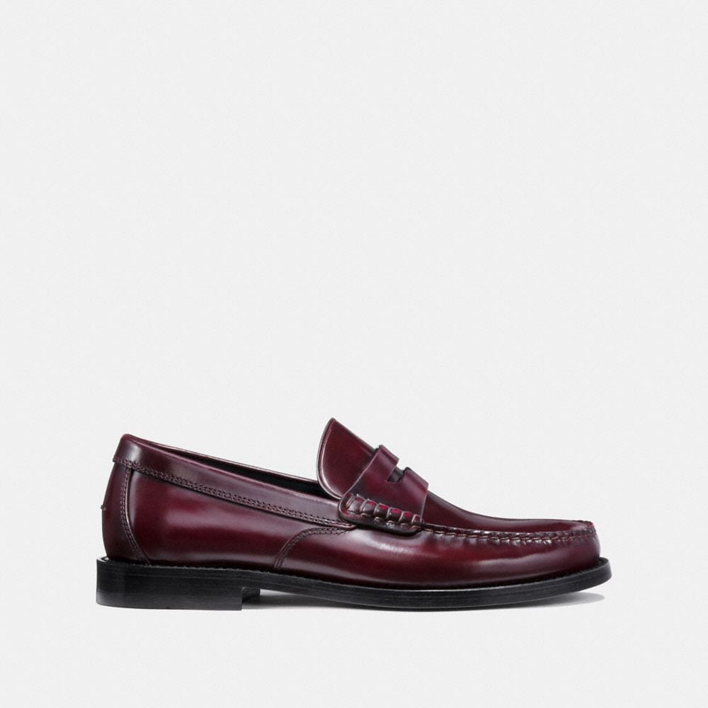 Coach Manhattan Loafer Alternate View 1