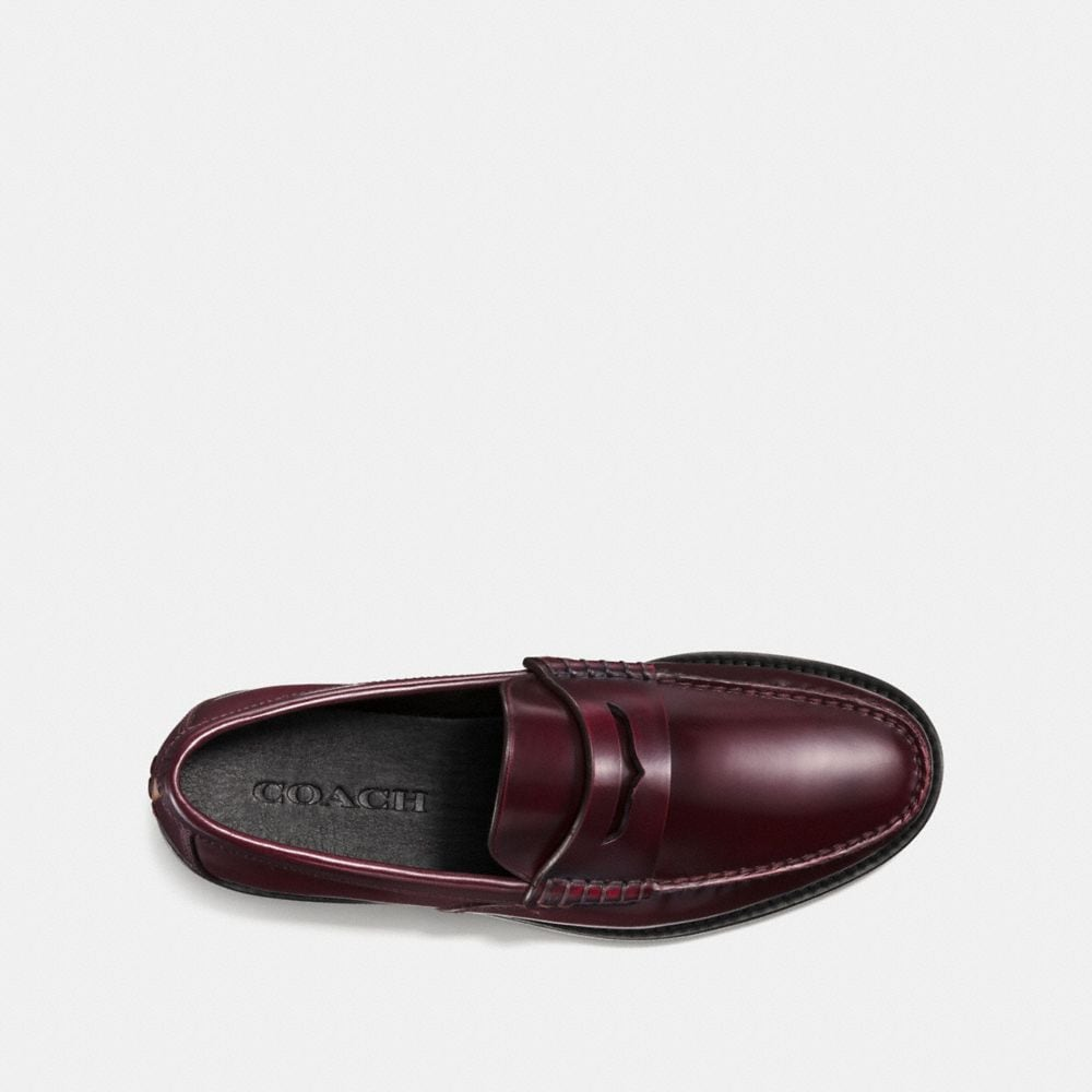 Coach Manhattan Loafer Alternate View 2