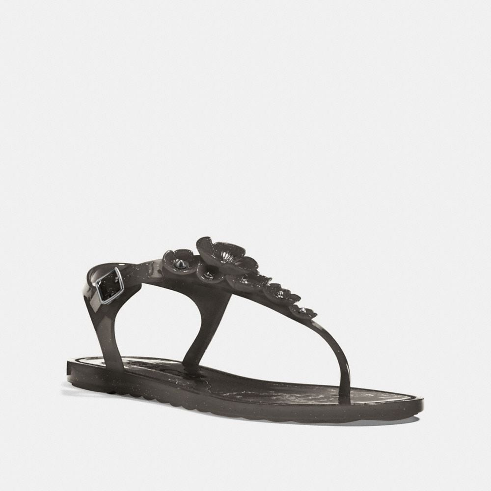 TEA ROSE JELLY SANDAL