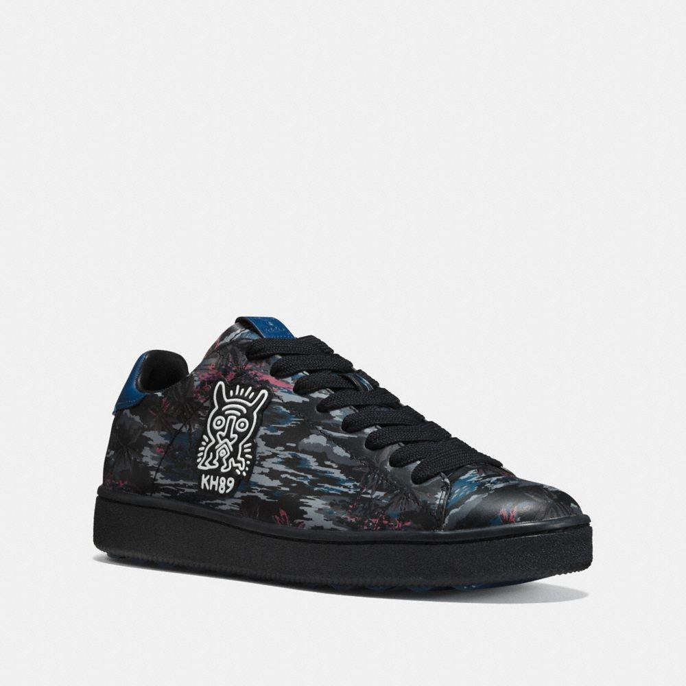 Coach Coach X Keith Haring C101 Low Top Sneaker