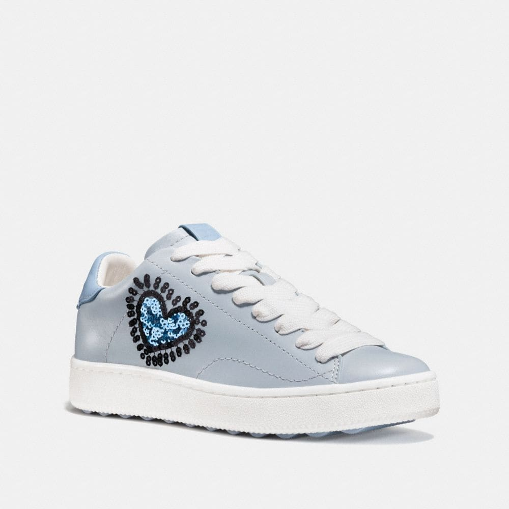 Coach Coach X Keith Haring C101 Low Top Sneaker