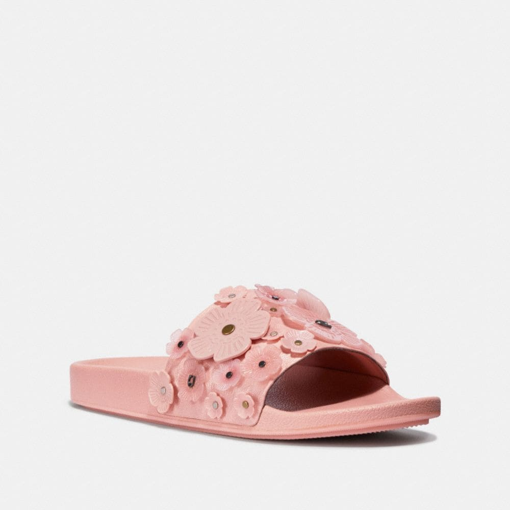 SOPHI SLIDE WITH TEA ROSE