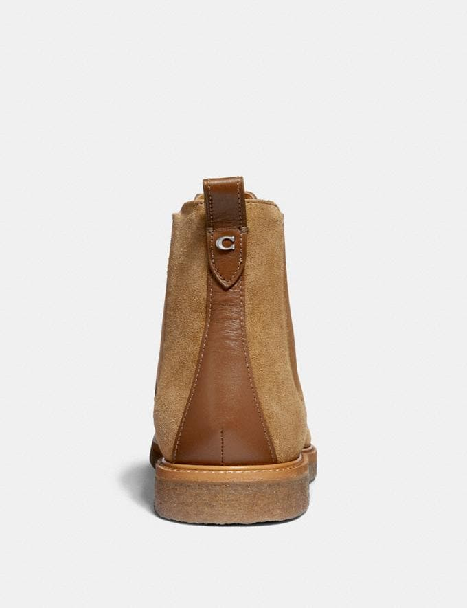 Coach Chelsea Boot Brown  Alternate View 2