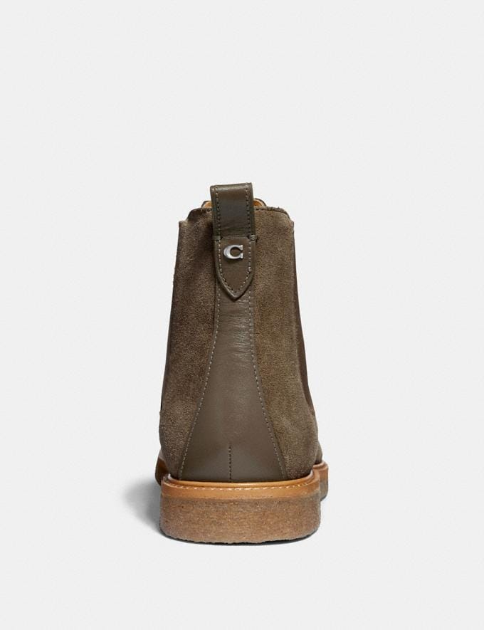 Coach Chelsea Boot Olive  Alternate View 2