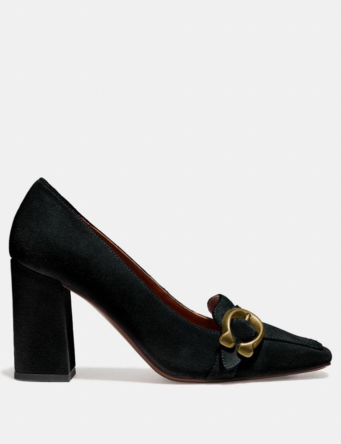 Coach Jade Loafer Peony  Alternate View 1