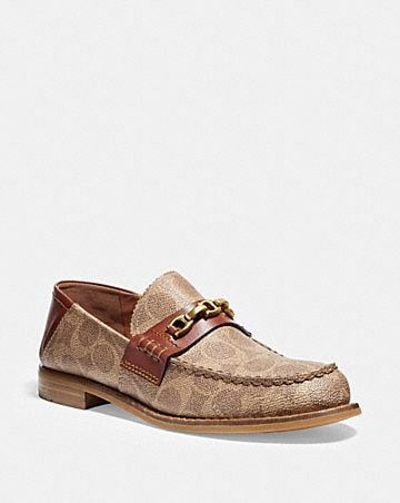PUTNAM LOAFER IN SIGNATURE CANVAS