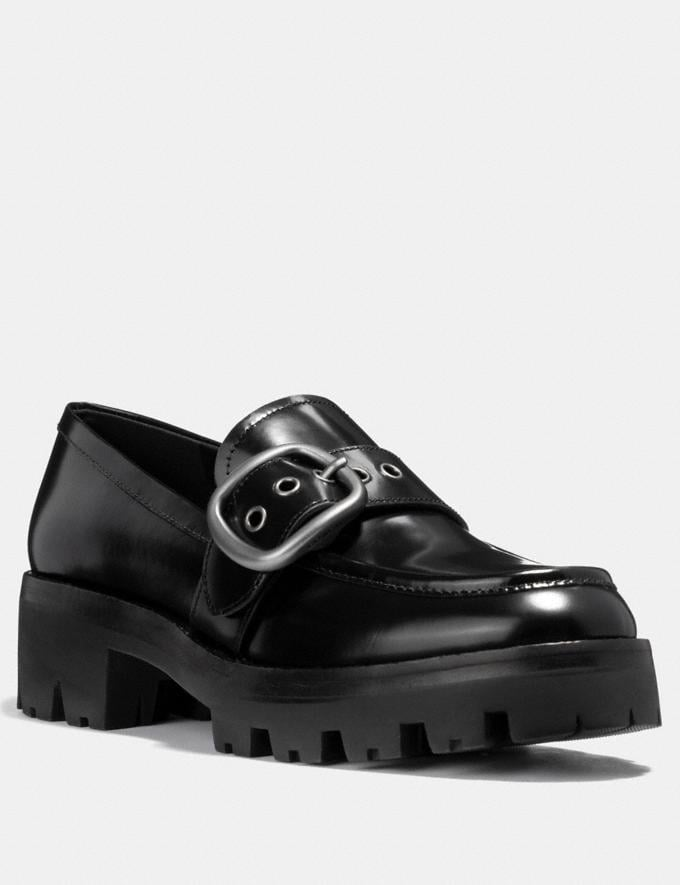 Coach Grand Loafer Black