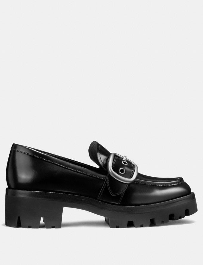 Coach Grand Loafer Black  Alternate View 1