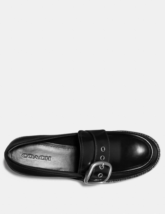 Coach Grand Loafer Black  Alternate View 2