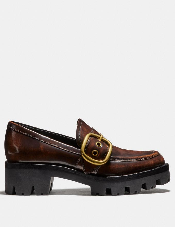 Coach Grand Loafer Lion  Alternate View 1