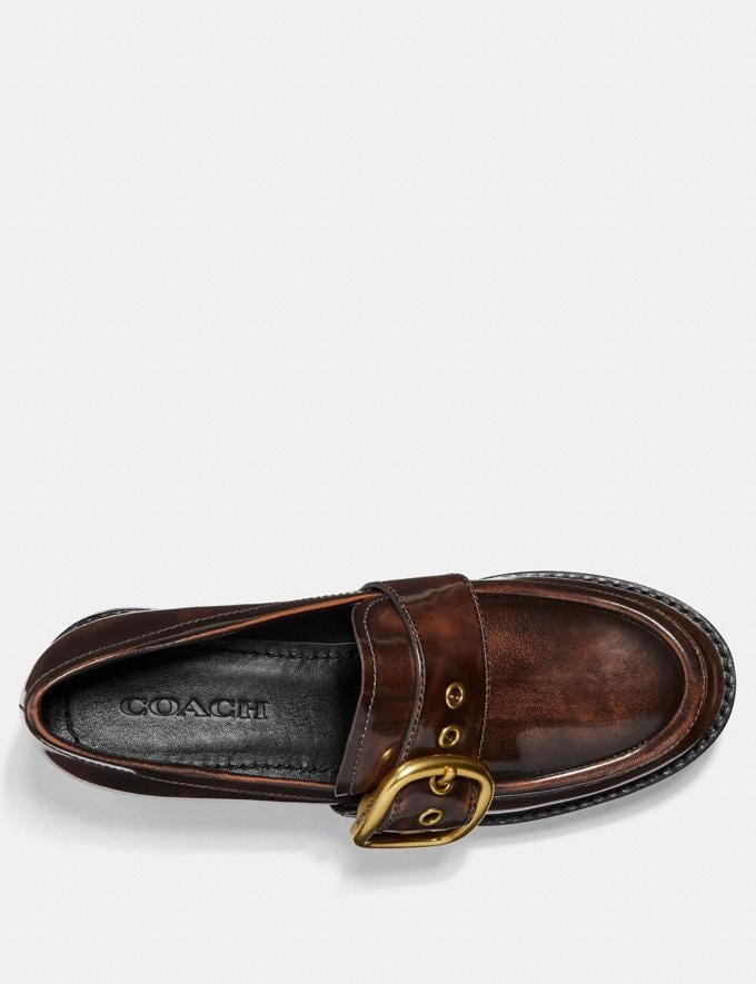 Coach Grand Loafer Lion  Alternate View 2