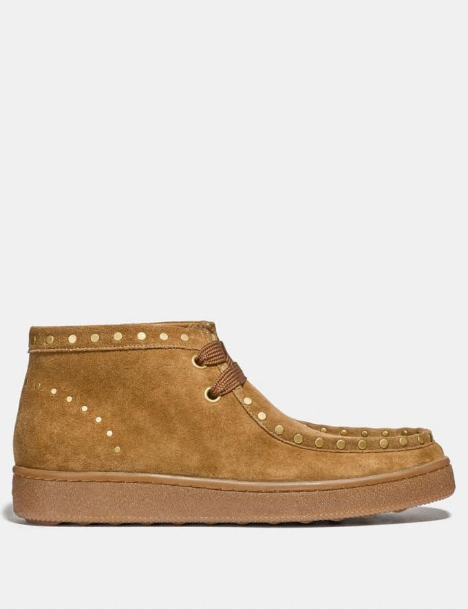 Coach Wallabee Camel  Alternate View 1