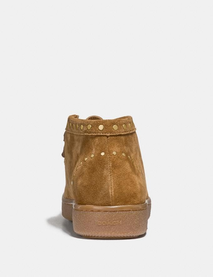 Coach Wallabee Camel  Alternate View 2
