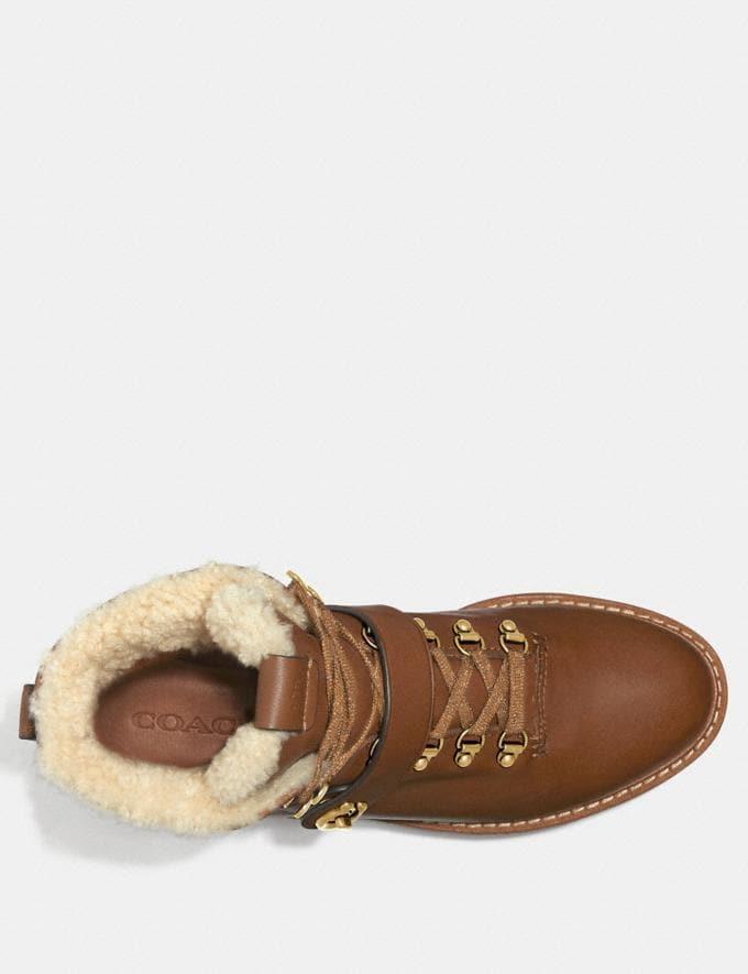 Coach Urban Hiker Lion SALE Women's Sale Shoes Alternate View 1