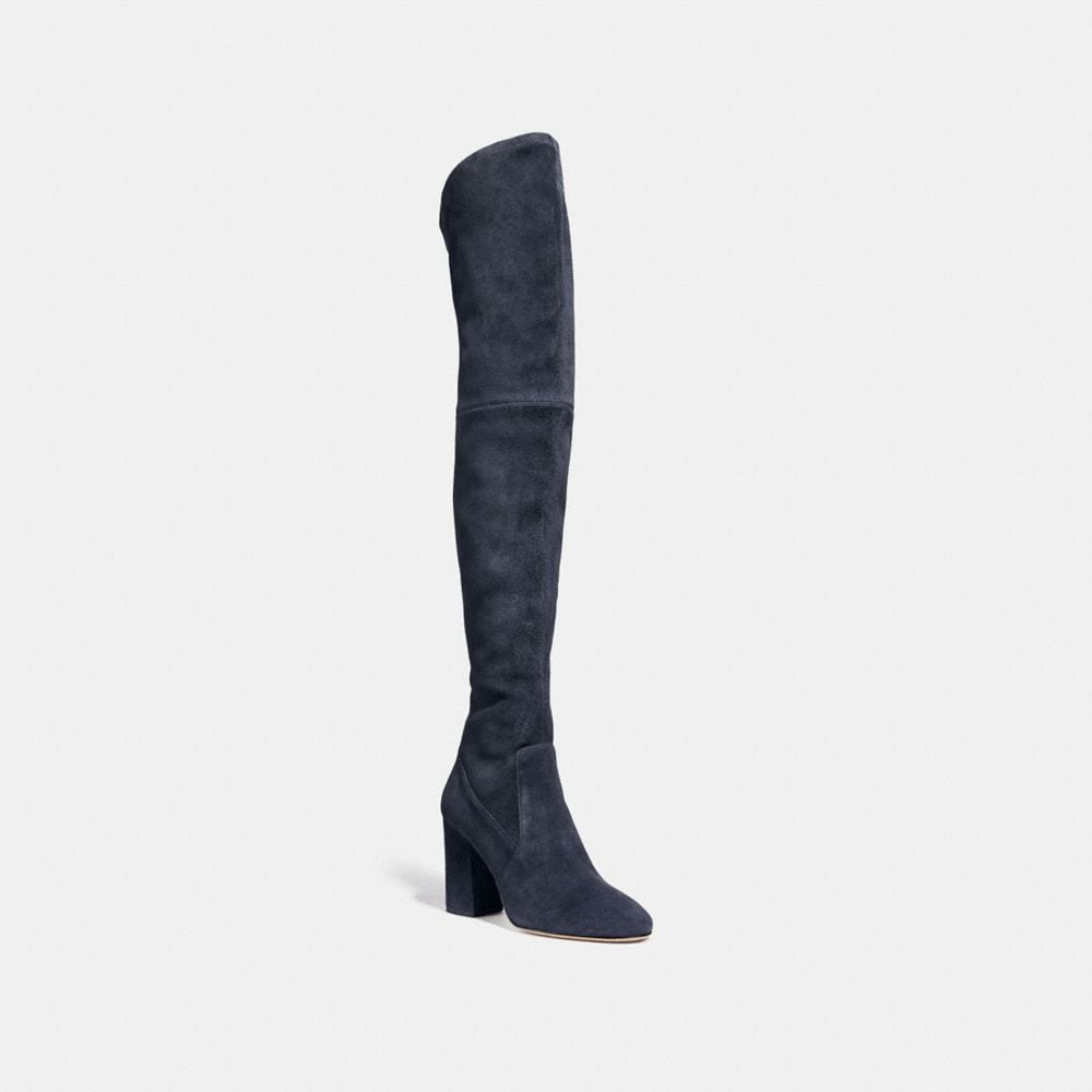 Coach Giselle Over the Knee Boot