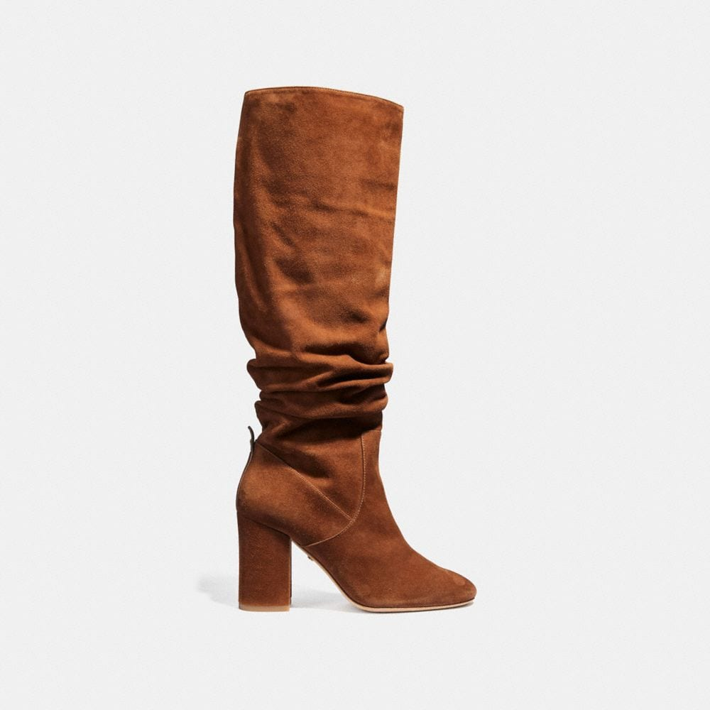 Coach Graham Slouchy Boot Alternate View 1