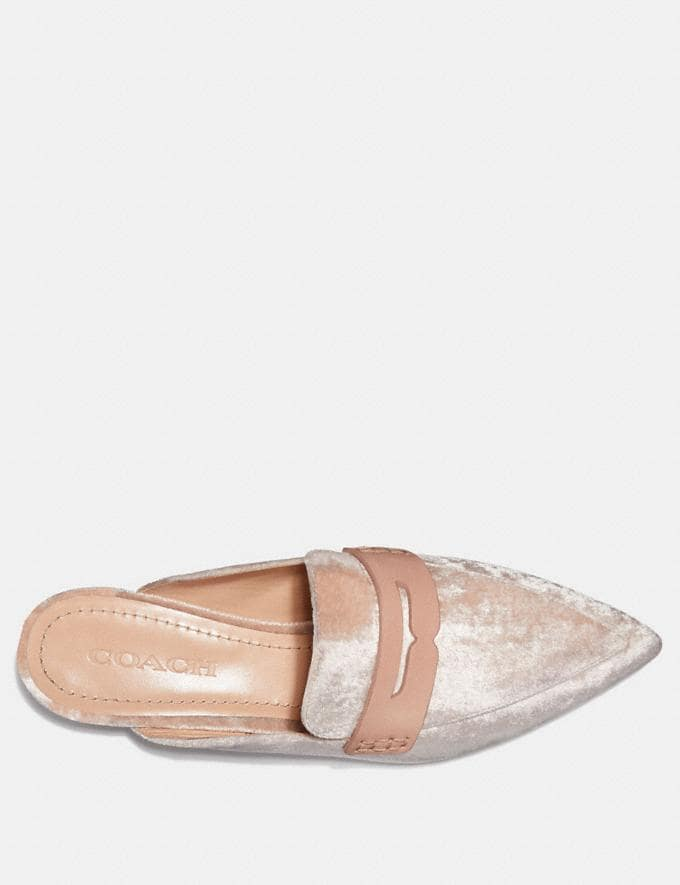 Coach Nova Loafer Slide Nude  Alternate View 2