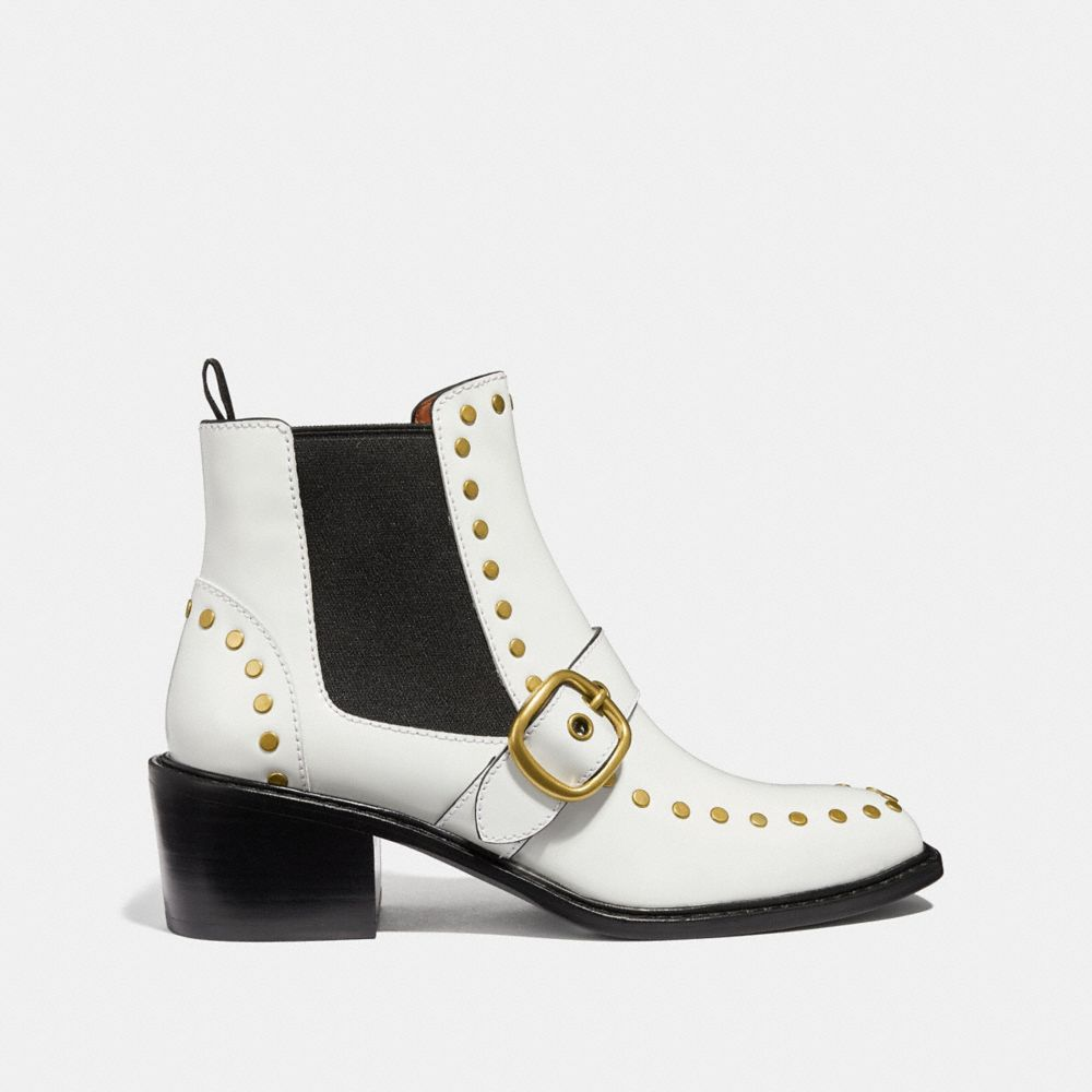 Coach Nora Chelsea Bootie With Studs Alternate View 1