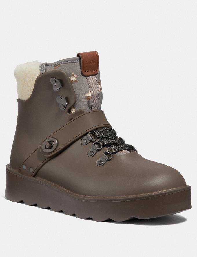 Coach Urban Hiker Fatigue Women Shoes Booties