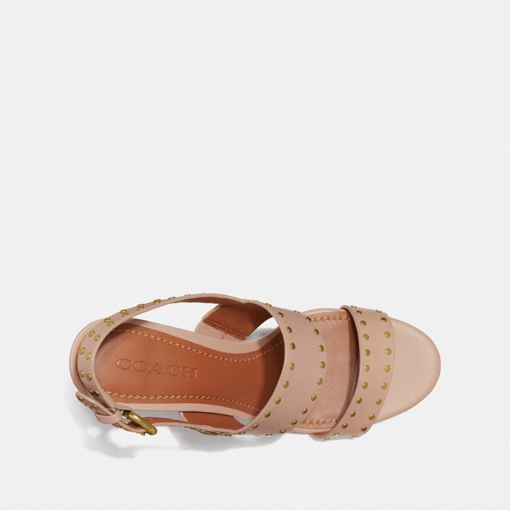 Coach RYLIE SANDAL Alternate View 2