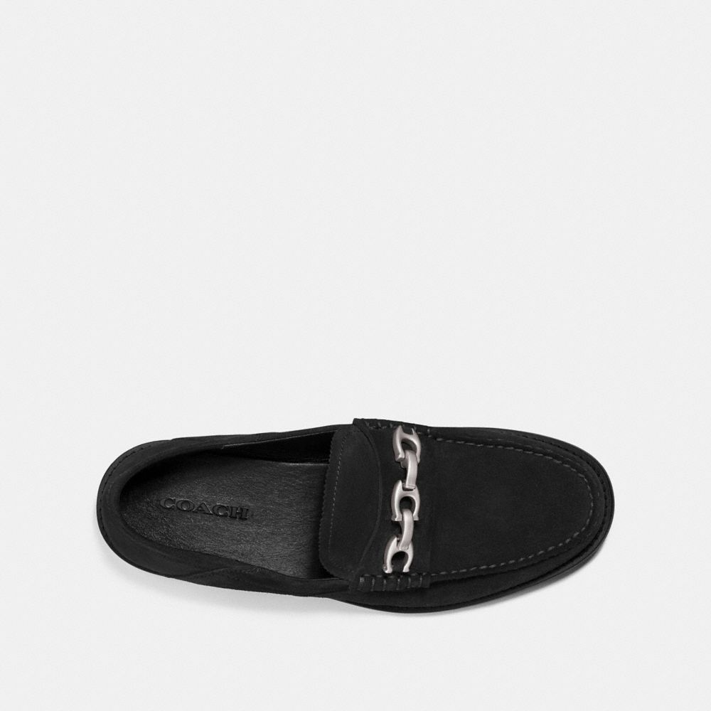Coach Chain Loafer Alternate View 2
