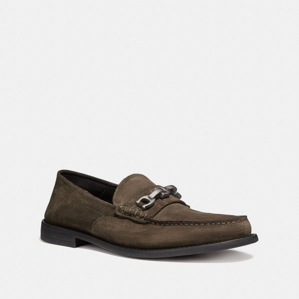 Coach Chain Loafer