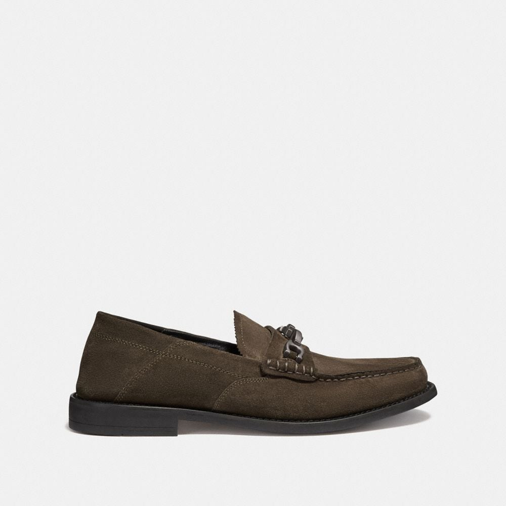 Coach Chain Loafer Alternate View 1