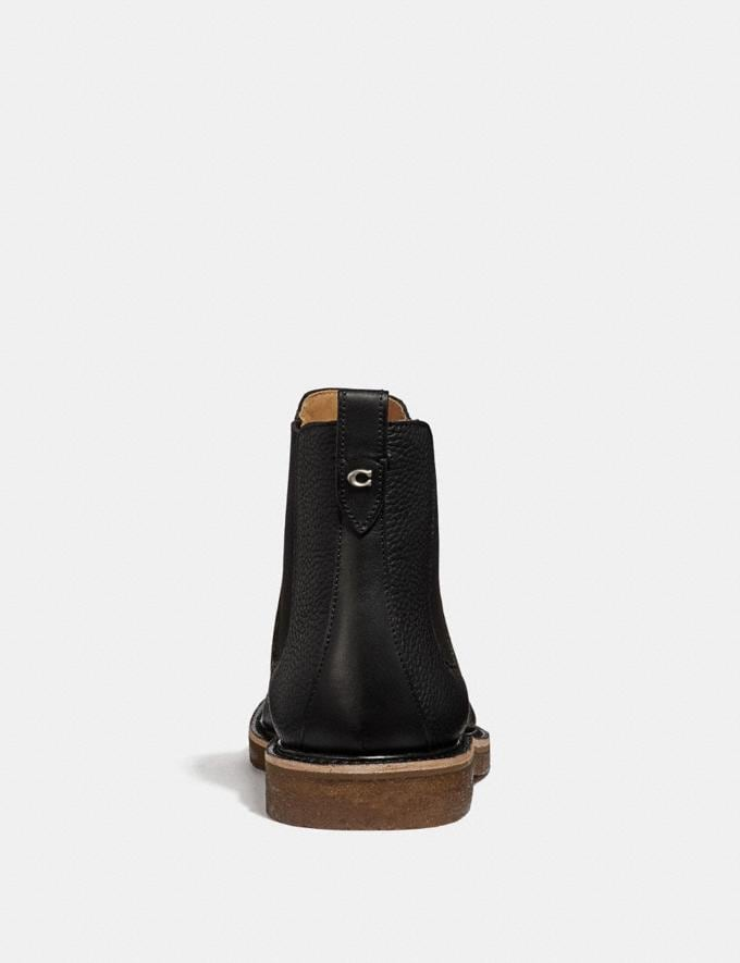 Coach Chelsea Boot Black  Alternate View 2
