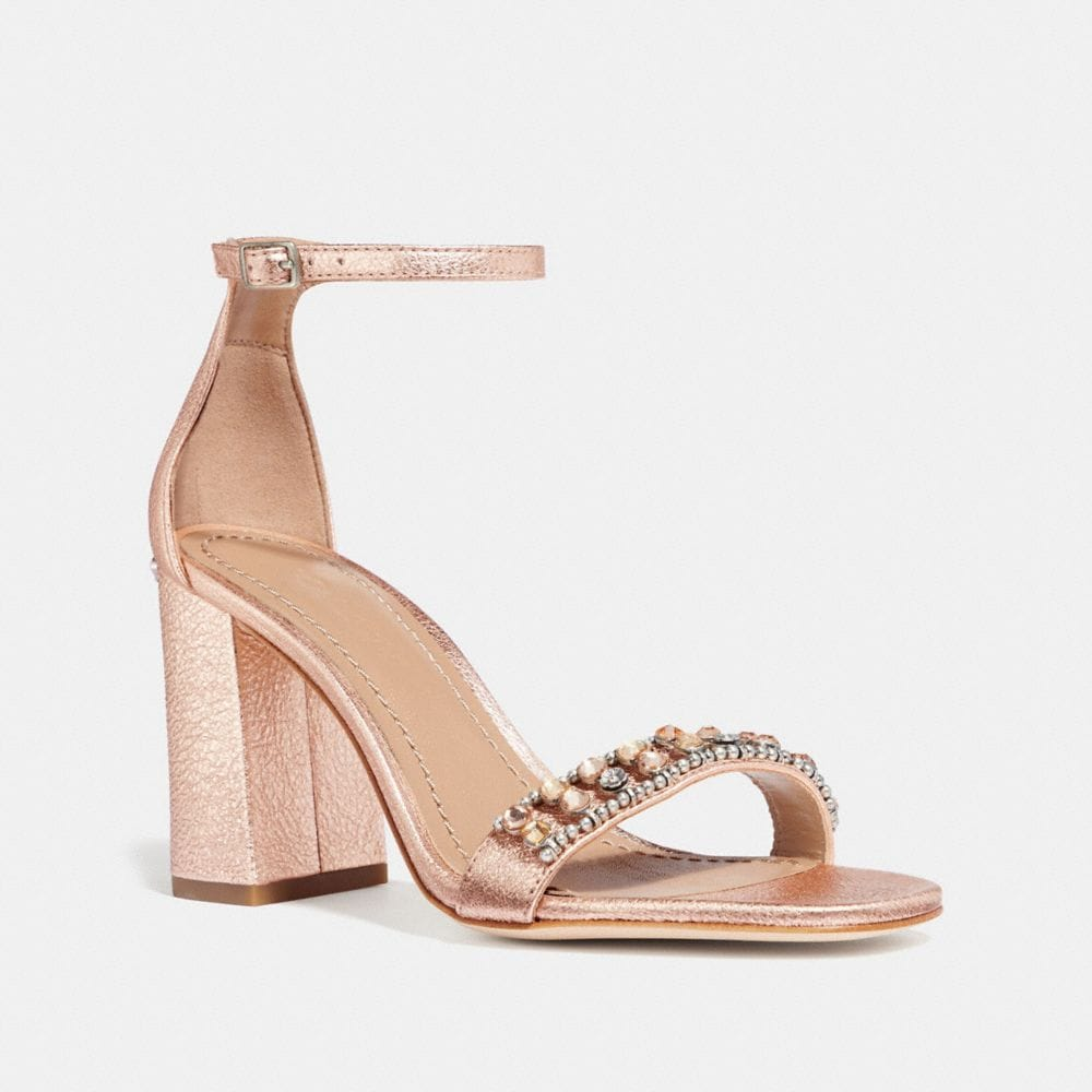 Coach Maya Sandal With Studs