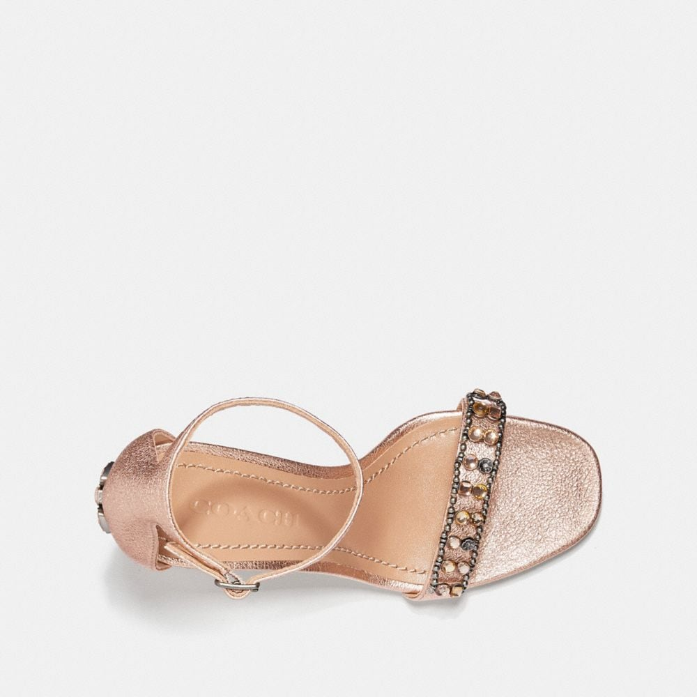 Coach Maya Sandal With Studs Alternate View 2