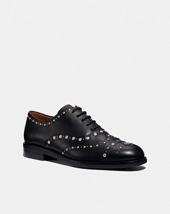 Coach TEGAN OXFORD WITH STUDS