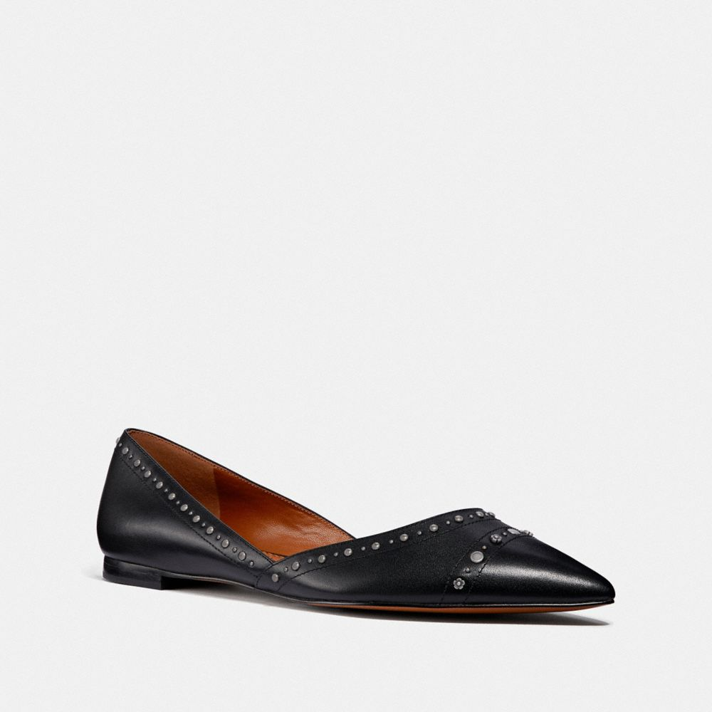 VALINTINA FLAT WITH STUDS