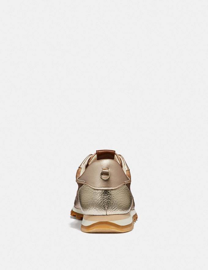 Coach C118 Tan/Champagne  Alternate View 3