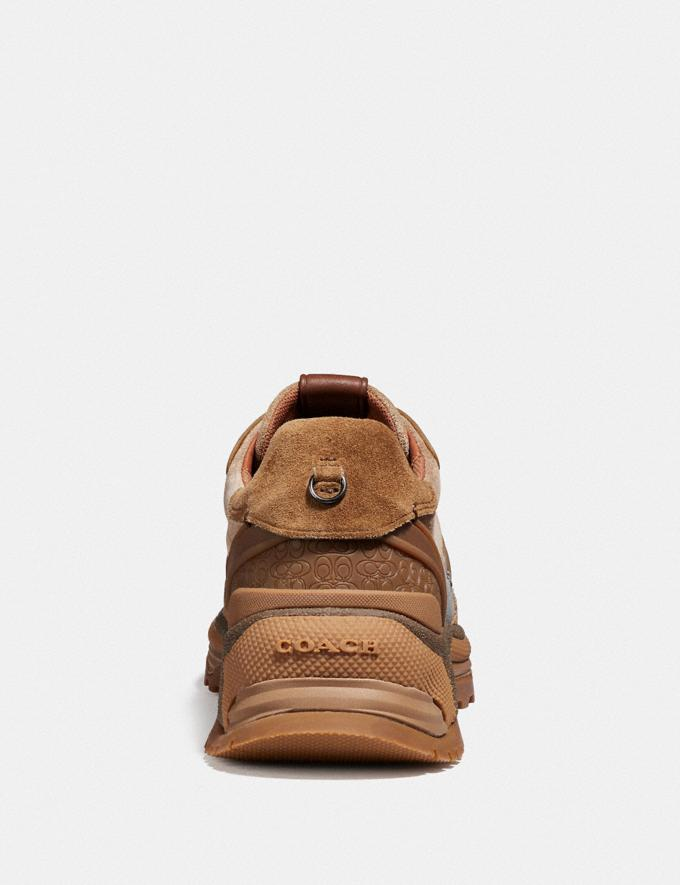 Coach C143 Runner Camel Gifts For Him Bestsellers Alternate View 3