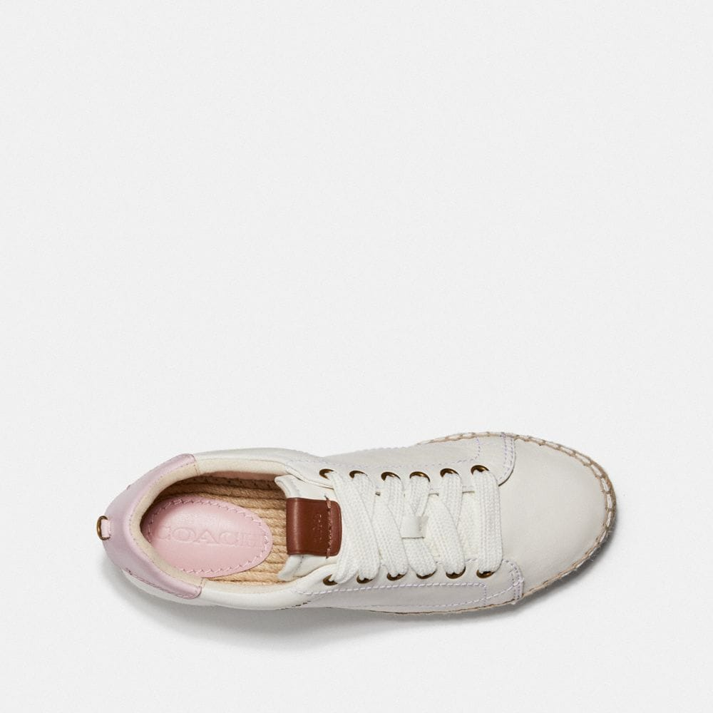 Coach C101 Low Top Espadrille Alternate View 2