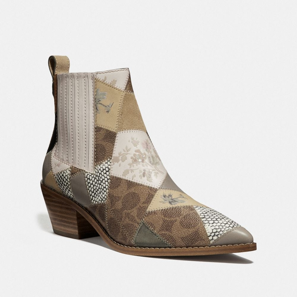 Coach Melody Bootie