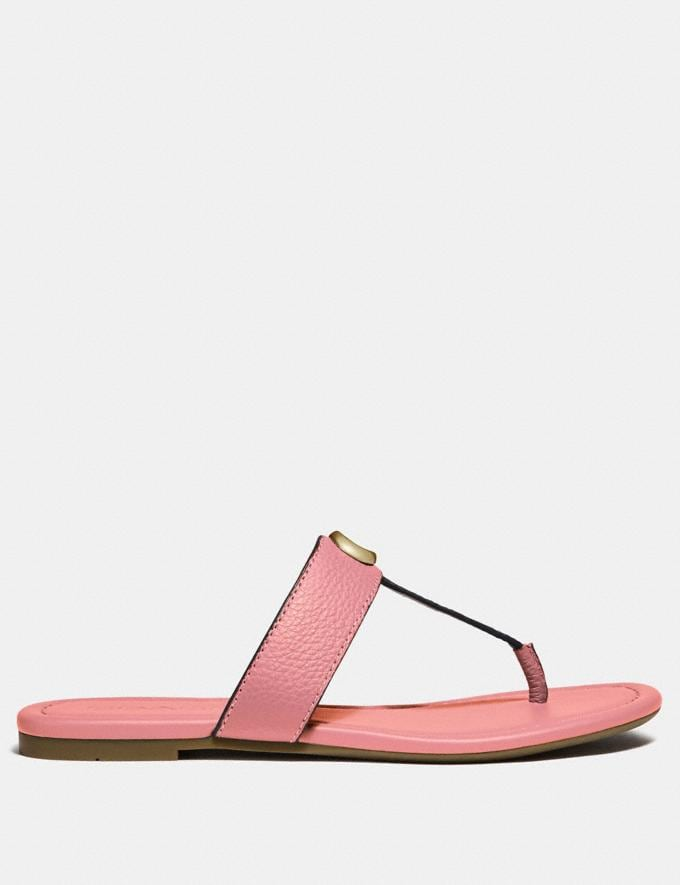 Coach Jessie Sandal Lt Blush  Alternate View 1