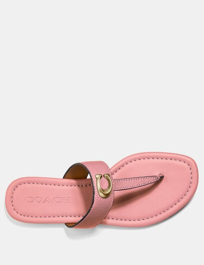 Coach Jessie Sandal Lt Blush  Alternate View 2