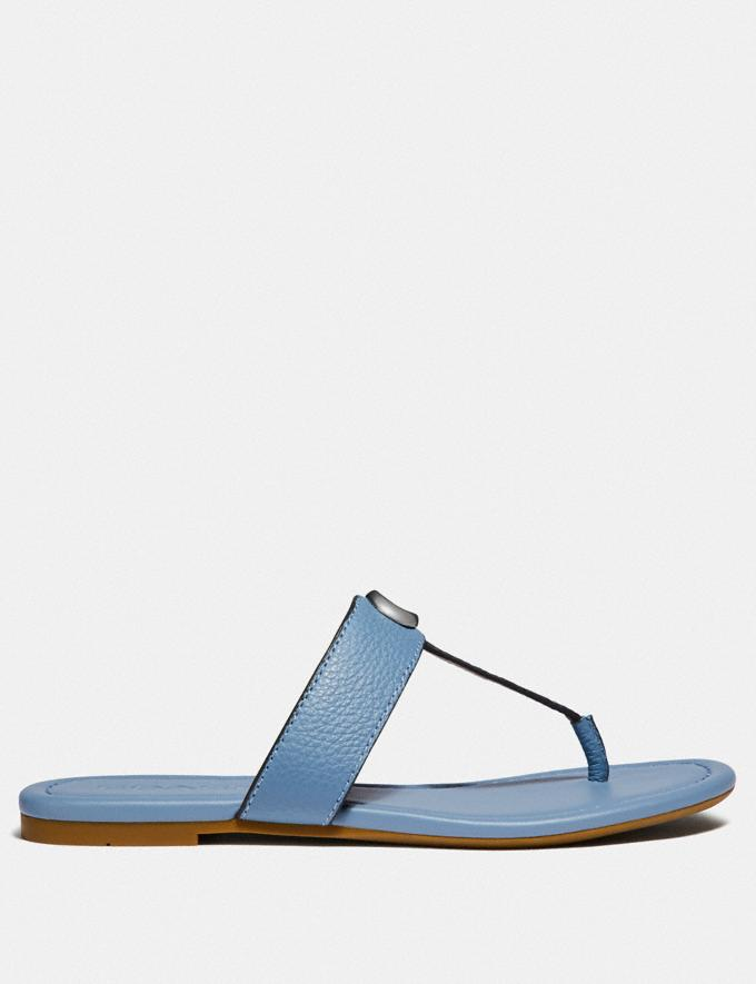 Coach Jessie Sandal Slate  Alternate View 1