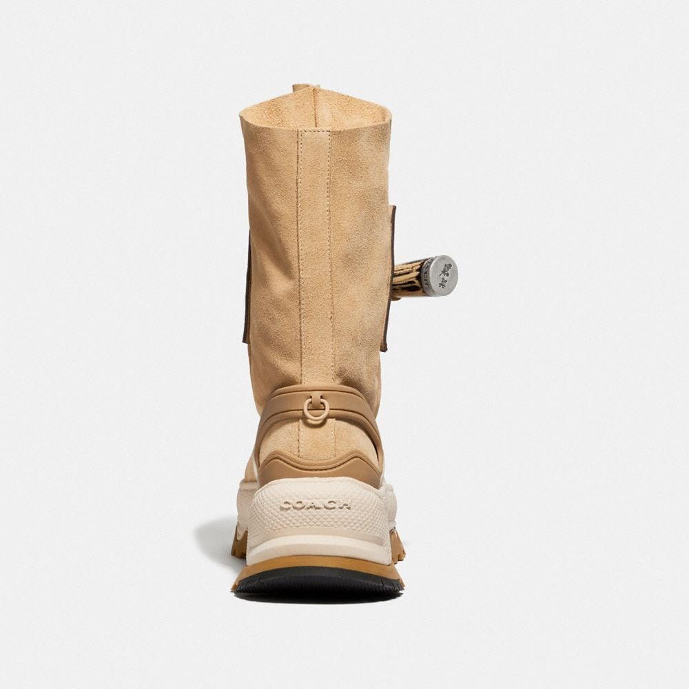 Coach Toggle Sneaker Boot Alternate View 3