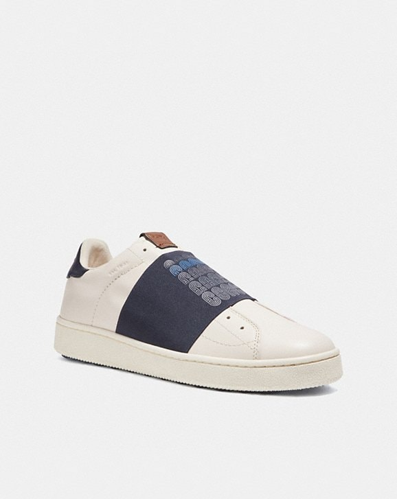 Coach C101 BANDED STRAP SNEAKER