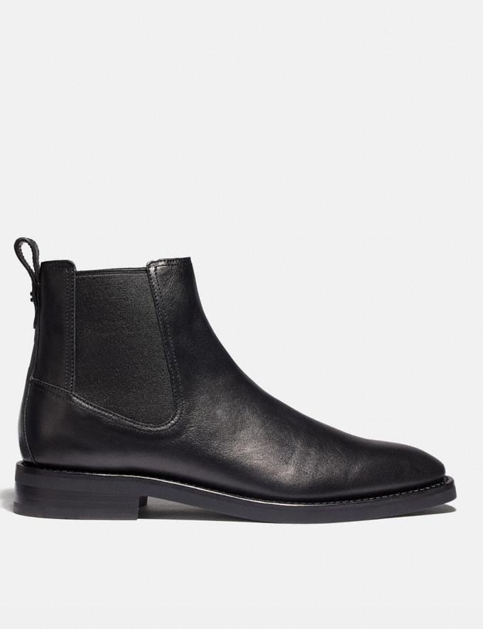 Coach Chelsea Boot Black Gifts For Him Under $300 Alternate View 1