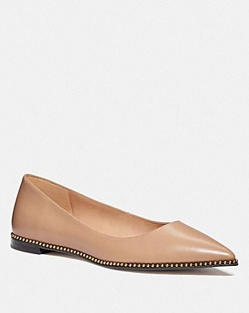 fc07e4e06 Women's Flats & Loafers | COACH ®