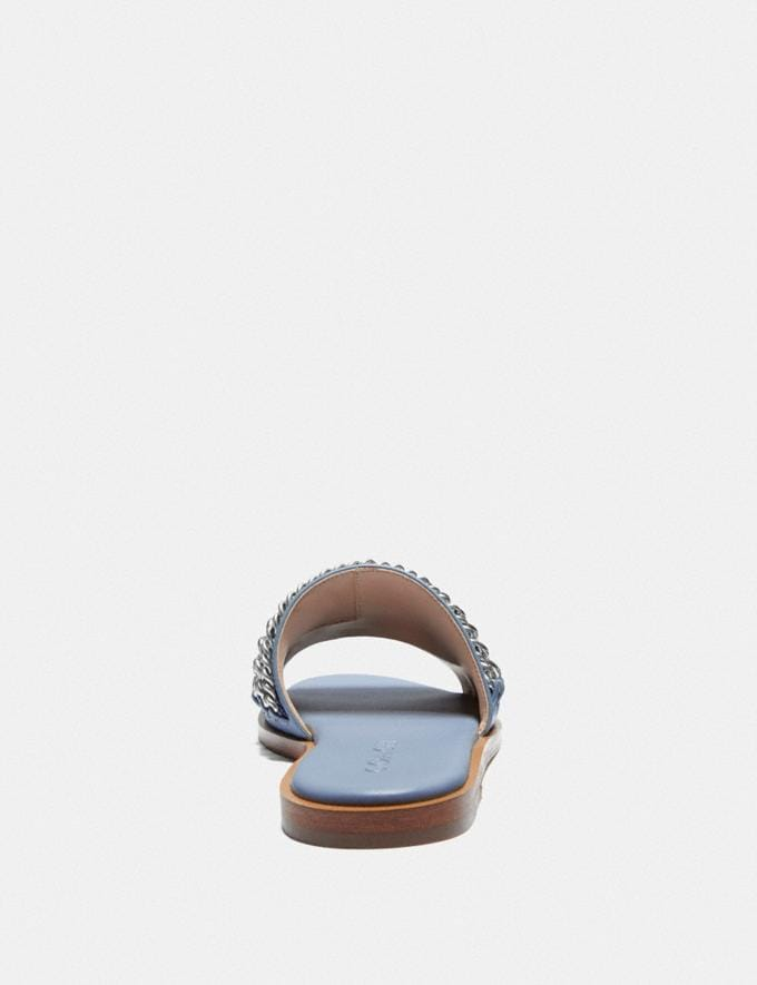 Coach Hayden Flat Sandal Mist  Alternate View 3