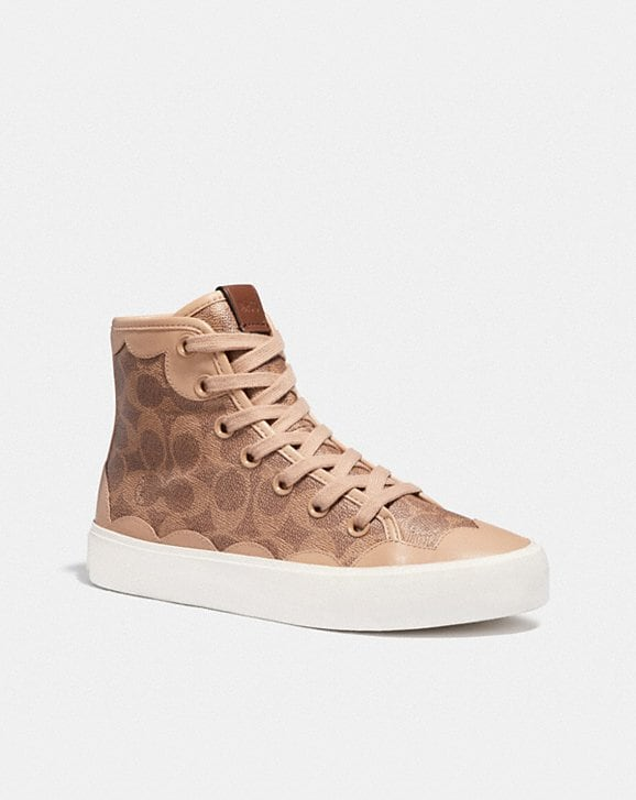 Coach C255 HIGH TOP SNEAKER