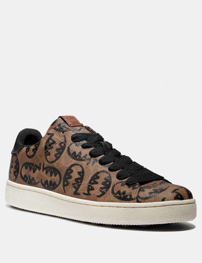 Coach C101 With Rexy by Guang Yu Tan/Black Men Shoes Trainers