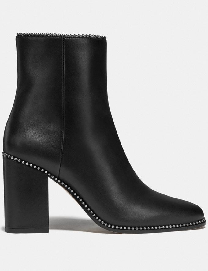 Coach Drea Bootie Black New Featured Jennifer Lopez's Picks Alternate View 1