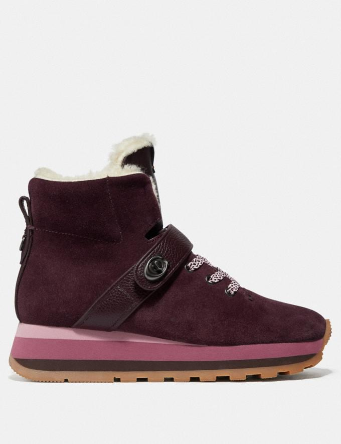 Coach Urban Hiker Oxblood  Alternate View 1