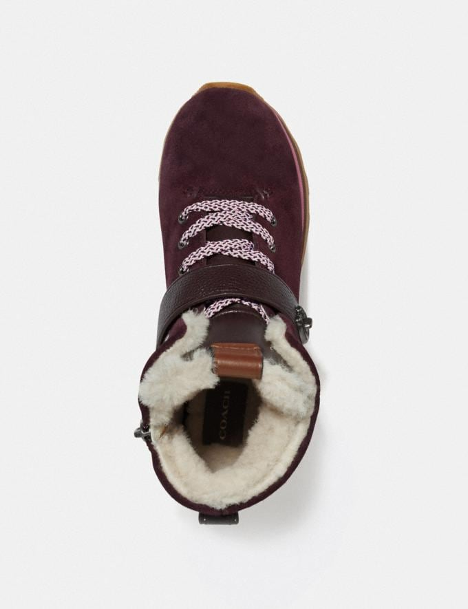 Coach Urban Hiker Oxblood  Alternate View 2