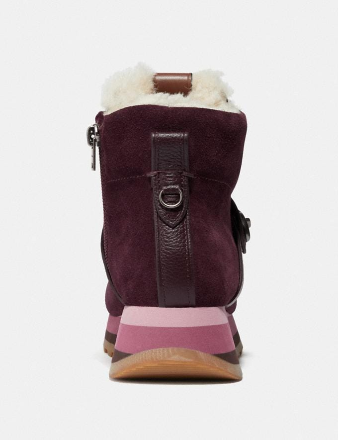 Coach Urban Hiker Oxblood  Alternate View 3